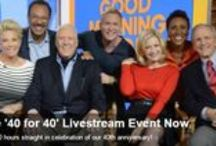 GMA's 40th Birthday / by Good Morning America