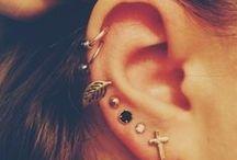 - helix piercing -