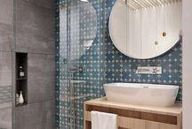 Bathroom / Bathroom,toilet,tile,color,designs