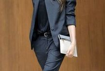 Business casual outfit ideas / Outfit ides - how to look great at work.