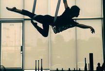 Aerial yoga ❤
