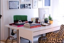 Home - Bureau / Office / Inspirations de choses pouvant aller dans cette pièce. 