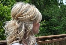 Hair Styles / by Bobette Maier