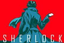 Sherlock Holmes <3 / by Elizabeth Laughlin