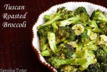 Side Dishes / Side dish recipes for any type of meal. Vegetables, starches, or salads to complement a main course.