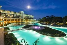 Rixos Premium Belek / A fabulous masterpiece... http://premiumbelek.rixos.com/ / by Rixos Hotels
