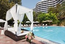 Rixos Downtown Antalya / The heart of the city beats with the comfort of a resort... http://downtownantalya.rixos.com/ / by Rixos Hotels