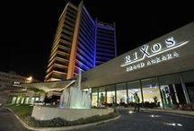 Rixos Grand Ankara / A classical of Ankara... http://grandankara.rixos.com/ / by Rixos Hotels