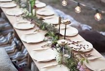{ parties + events } / by Britta Hoffman