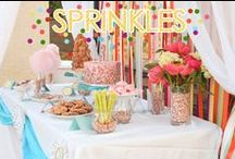 Birthday Girl! / May all your wishes come true! Every little girl deserve a party perfect for her personality.
