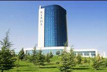Rixos Konya / Rixos Konya is a shining star in the city of Mevlana. http://konya.rixos.com/
