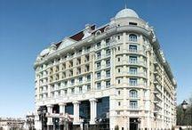 Rixos Almaty / Experience beyond luxury... http://almaty.rixos.com/ / by Rixos Hotels