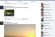 Facebook Sponsored Story Screengrabs / by Jon Steinberg
