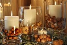 Thanksgiving/Fall Ideas / by Bobette Maier