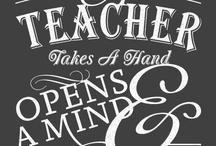 Teacher Appreciation Ideas / by Bobette Maier