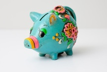 Piggy Banks! / by First Security Bank