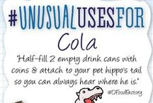Unusual Uses for...