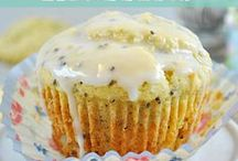 Muffin Recipes / by Krista @ Heavenly Savings & Homemaking