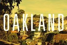 BAY AREA, CALIFORNIA / out and about in the Bay Area... Oakland, San Francisco, San Jose and everywhere in between. / by Adrienne Starks