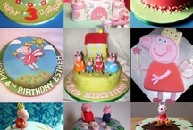 Peppa Pig Party Ideas / by A Perray