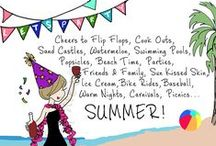 Summer Plans / Activities and Ideas for Summer