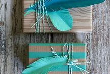 Garlands, Banners, Buntings and Giftwrap / by Ashleigh McHugh