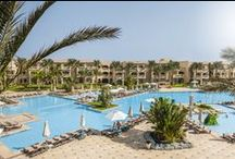 Rixos Sharm El Sheikh / Rixos Sharm El Sheikh Resort is located in the heart of Sharm El Sheikh with a view of the entrance to the Gulf of Aqaba and the Tiran island, right on the long, wide sandy beach in Nabq Bay. http://sharmelsheikh.rixos.com/