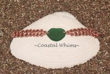 ~Coastal Whims~ Creations / Our love of nature and hand crafting beautiful keepsakes has prompted us to open our small home based business! We work in a variety of mediums and love to explore new ideas. All of our items are found, crafted, and/or altered by us. We love the area around are home and have found it endlessly inspiring. We spend much of our free time sharing our love of nature with our family. https://www.facebook.com/CoastalWhims / by Sara Myrick