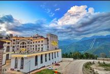 Rixos Krasnaya Polyana Sochi / Happiness in each and every moment of your stay... http://krasnayapolyanasochi.rixos.com/ / by Rixos Hotels