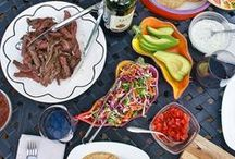 Backyard BBQ / Grilling, entertaining, and recipes for casual barbecues around graduations, Memorial Day, 4th of July, Labor Day, or any gathering that celebrates summer.
