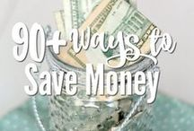Money and Budgets / Tips on being Frugal and all about managing your Money/Finances with Budgets.