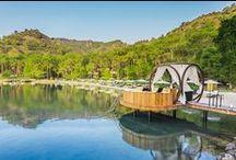 Rixos Premium Göcek Suites & Villas / Perfect get away in the heart of the nature... http://premiumgocek.rixos.com/
