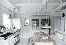 _ . . Interiors_Rustic | Shabby Chic