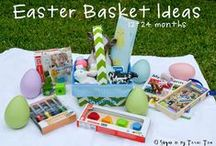 Spring Holidays/ Easter/St Patrick's Day / Spring holidays Easter Spring Break Easter egg hunt, easter basket Easter decorations St. Patrick's Day
