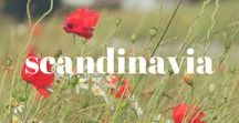 SCANDINAVIA / Travel tips, images and inspiration from Scandi-land. Let's visit Scandinavia and the countries of Denmark, Norway and Sweden.