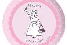 Flower Girl & Ring Bearer Gifts & Ideas