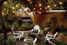 Outdoor Home Decor Ideas / Outdoor home decor to create the perfect space for entertaining or just relaxing!