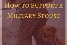 Military and Veterans / Military life Military spouse service member veteran's day