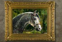 Oil Painting by Fefa Koroleva / Oil painting