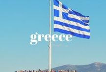 GREECE / From the ancient Acropolis in Athens to beautiful beaches around her many islands, see all that Greece has to offer.