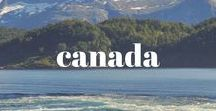 CANADA / Explore Canada from Nova Scotia to Newfoundland to Ontario, Ottawa and British Columbia and in between | Travel Inspiration and information