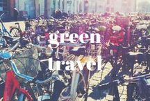 GREEN TRAVEL / Helping educate about prioritizing sustainable options when traveling.   #SustainableTourism #GreenTravel #ResponsibleTravel #MindfulTravel