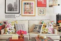Bright and Cozy Spaces I Love / by Carrie Busby