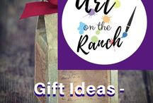 Gift Ideas -  Make and Sell