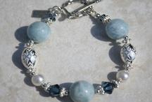 Sterling Silver Semi-Precious Bracelets