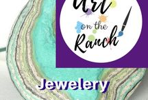 Art Craft Projects - Jewelry Making /  supplies - tutorials & project ideas