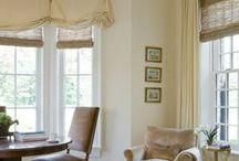 Drapery & Window Treatments / by Lisa Baer