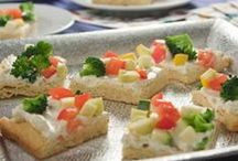 Starters- appetizers / recipes