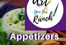 Luv 2 Cook - Appetizers & Dips / Party On! Great ideas for starters for your next party or get together!  Dips, appetizers to suit every need!