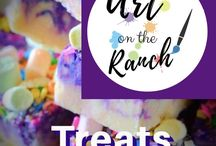 Luv 2 Cook - TREATS Candy, Cake Bars & Pops & Brownies / Goodies